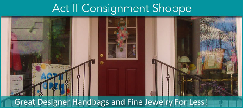Great Designer Handbags and Fine Jewelry For Less