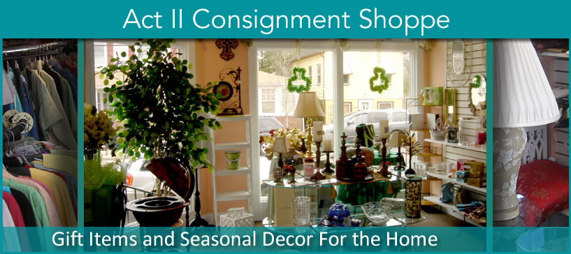 Gift Items and Seasonal Decor For The Home